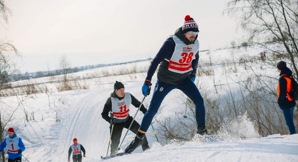 Корпоративная лыжня
