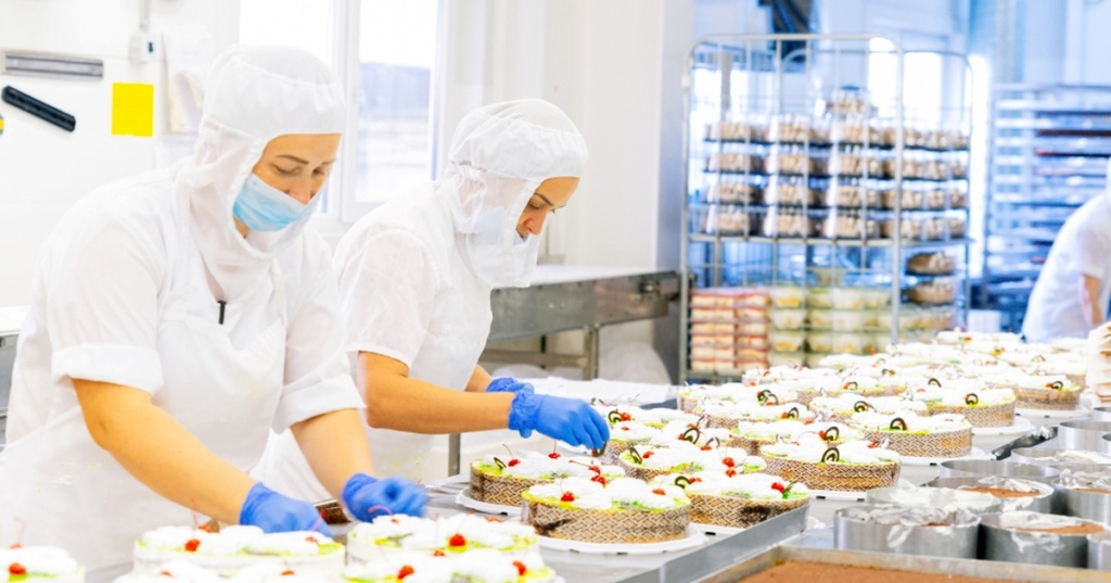 Пищевое производство Макси выходит на новый уровень