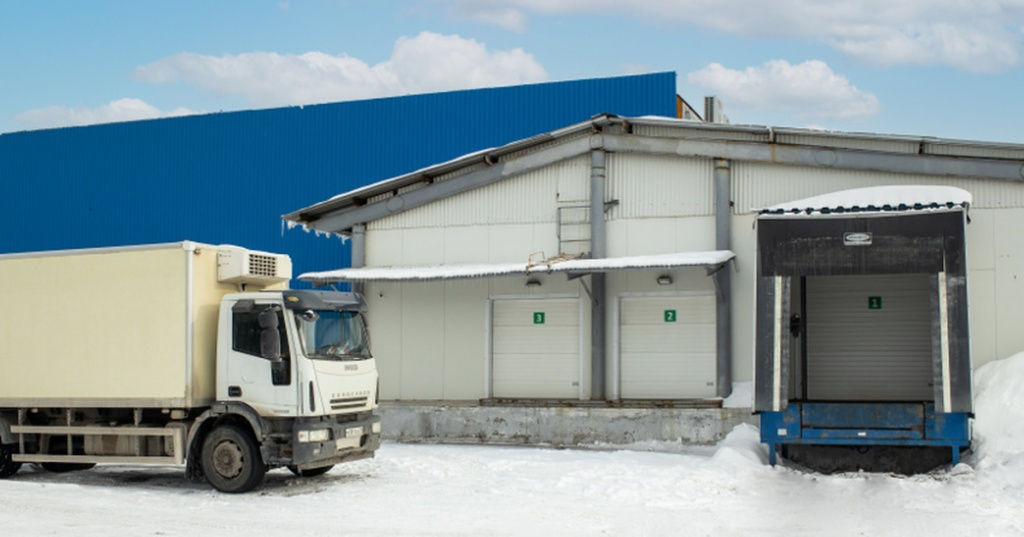 В Архангельске появился распределительный центр Макси